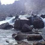 Öxarárfoss við Þingvelli