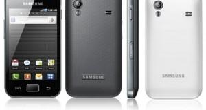 Samsung Galaxy Ace snjallsími fyrir lítið