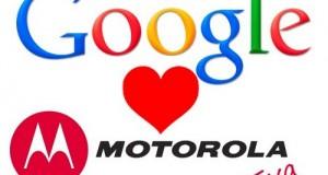 Google kaupir Motorola