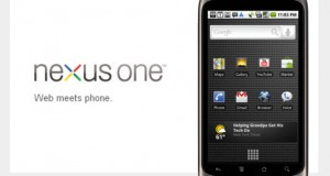 HTC Google Nexus One – Android beint af spena
