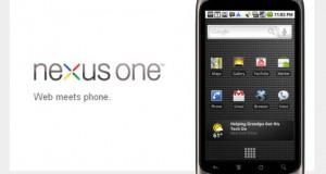 HTC Google Nexus One – Android beint af spena