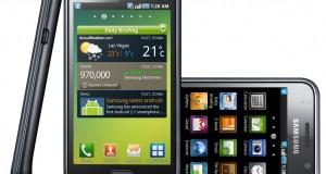 Samsung Galaxy S – Gamla flaggskipið
