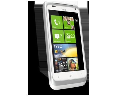 HTC Radar sem er ekki kominn út