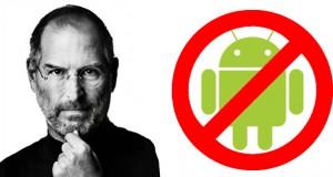 """Stríðsyfirlýsing Jobs: """"Android verður eytt, sama hvað það kostar."""""""