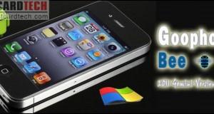Síminn sem hefur það allt – Superbee Goophone 4GS