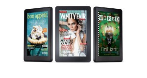 "Er Kindle Fire frá Amazon ""iPad Killer""?"