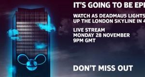 Deadmau5 og Nokia í beinni útsendingu á Facebook