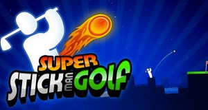 Super stickman golf [iOS / Android] – Hressandi golfleikur