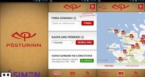 Pósturinn – Flott en tilgangslítið app
