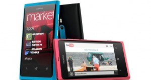 Nokia Lumia nálgast Ísland