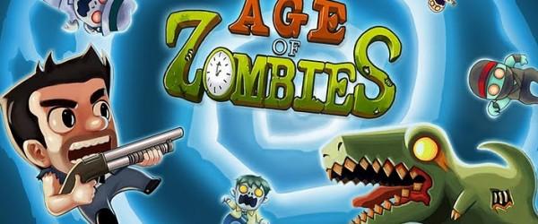 Einn gamall og góður: Uppvakningar í fortíð, framtíð og nútíð! – Age of Zombies