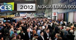 CES 2012: Er Nokia Lumia 900 væntanlegur?