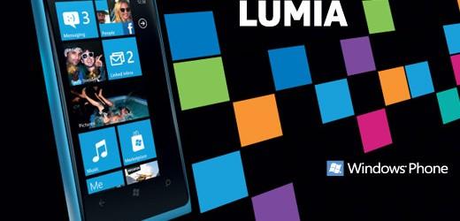 Lumia 800 afkassaður!