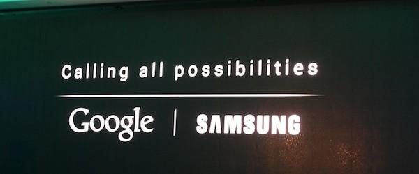 Google heldur sig við Samsung: Nýir Galaxy símar væntanlegir