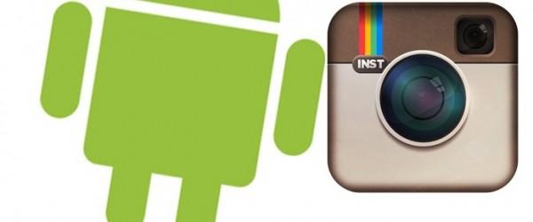 Instagram mætt á Android!
