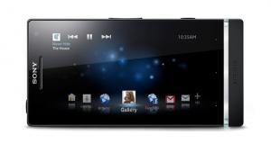 Sony Xperia S – fyrsti Sony síminn í mörg ár
