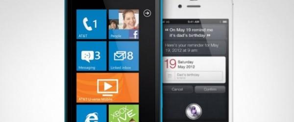 Siri: Lumia er besti síminn