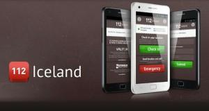 112 Iceland – nauðsynlegt íslenskt app fyrir ferðafólk