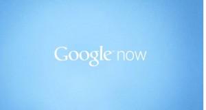 Google now: Svar Google við Siri