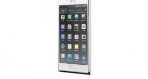 LG Optimus L7: Flottur í miðjunni