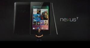Google Nexus 7 spjaldtölvan kynnt – myndband