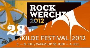 Roskilde og Rock Werchter öpp fyrir hátíðirnar 2012