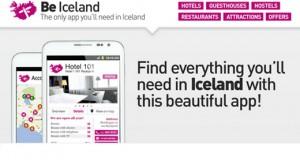 """Be Iceland – """"Eina appið sem þú þarft á ferðalagi um Ísland"""""""