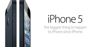 Apple kynnir iPhone 5