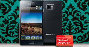 Tilboðsvaktin: Samsung Galaxy SII á 69.990 kr.