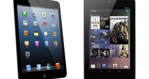 Af hverju er iPad mini miklu dýrari en Nexus 7?