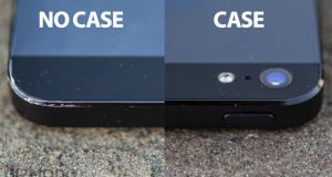 iPhone 5 – Á hann heima í hulstri?