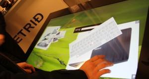 Samsung Surface borðið er 1,4 milljón króna snjalltæki – Myndband