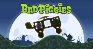 Bad Piggies – Vondu svínin vilja bara vera í friði