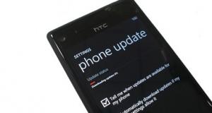 Windows Phone – Líftími og uppfærslur
