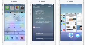 Apple kynnir iOS 7