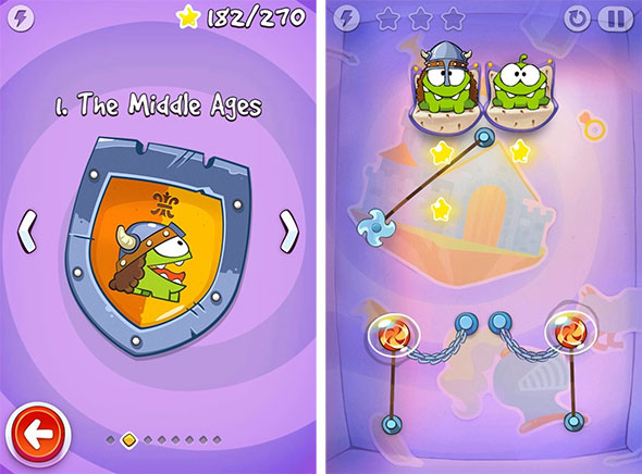 cut-the-rope-time-travel-middle-ages