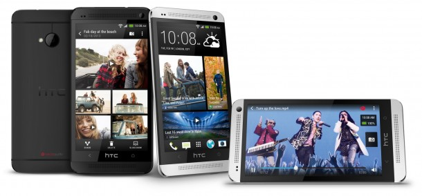 HTC-One-Black-White