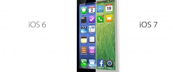 iOS 7 kemur út í dag (18. september)