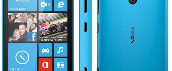 Lumia 520 – örumfjöllun
