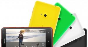 Nokia Lumia 625 – Stærstur meðal jafningja