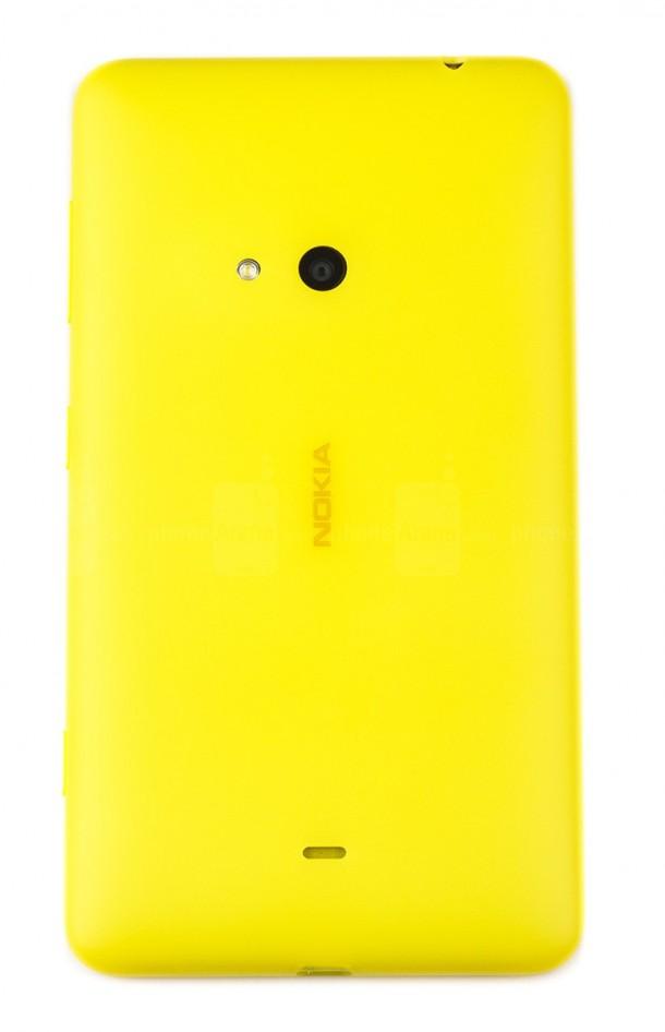 Lumia 625 (gulur)