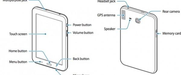 Upplýsingar um Samsung Galaxy Tab 3 Lite leka út