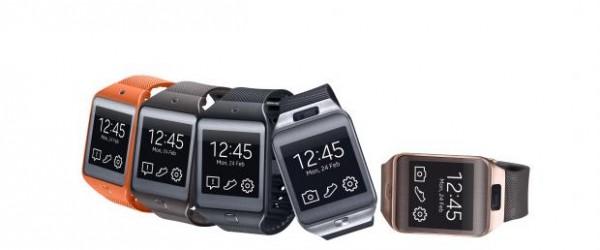 Samsung kynnir tvær nýjar útgáfur af Gear snjallúrinu