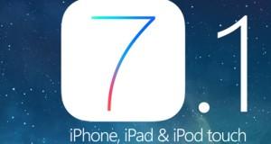 Apple gefur út iOS 7.1 fyrir iPhone og iPad