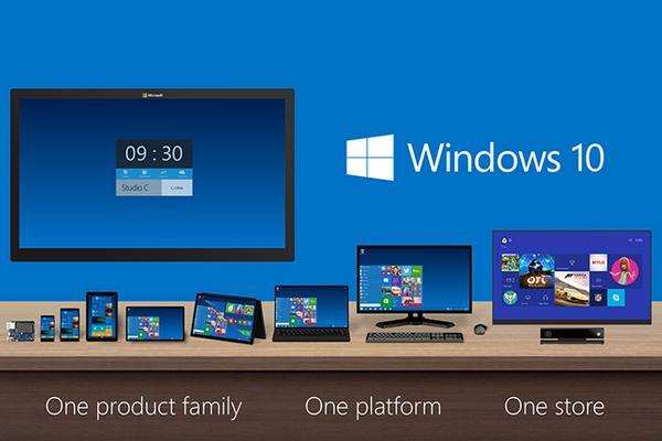 Windows 10 fyrir mismunandi skjástærðir