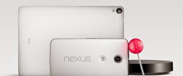 Google kynnir ný Nexus tæki