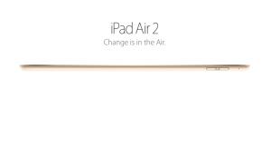 Uppfærðar iPad spjaldtölvur í nýjum lit kynntar