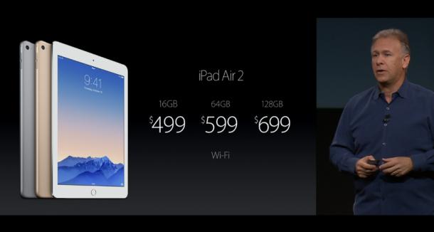 iPad Air 2 verð