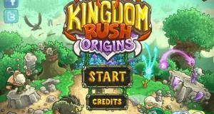 Kingdom Rush Origins minnkar framleiðni þína