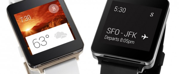 LG G Watch umfjöllun